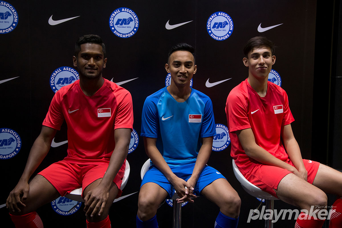 The 2018 Singapore national team kits will be available from 9 October 2018  onwards at Weston Kallang Wave and other select retail outlets in Singapore. cb7da200d